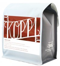 Koppi red clay espressobönor kaffe